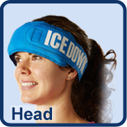 Head Ice Wraps