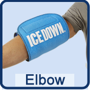 Elbow Ice Wraps
