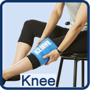 Knee Ice Wraps