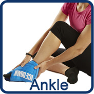 Foot/Ankle Ice Wraps