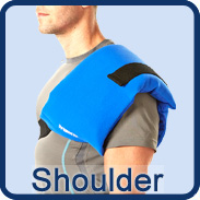 Shoulder Ice Wraps